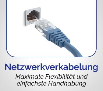 Netzwerkverkabekung